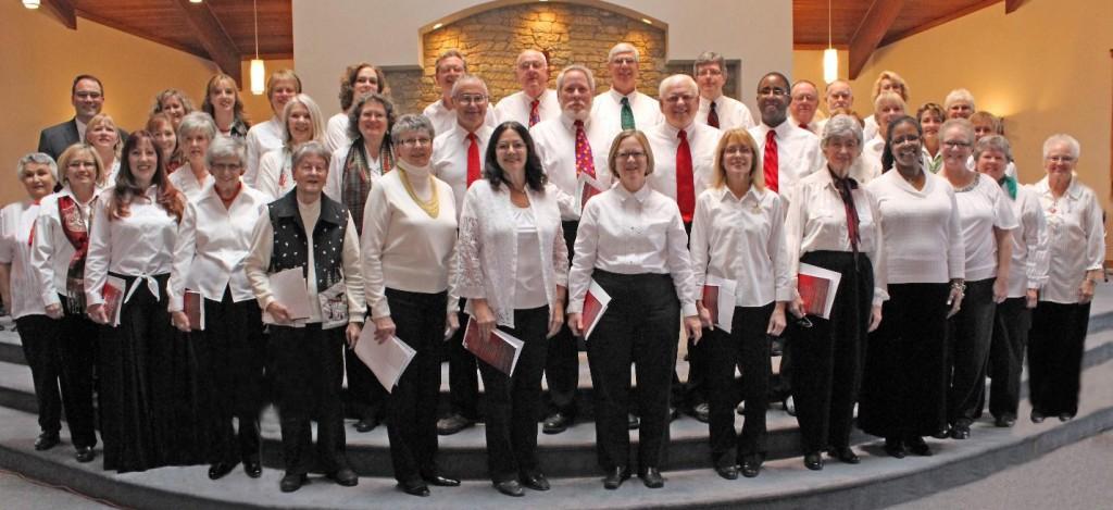 Mendon Gospel Choir